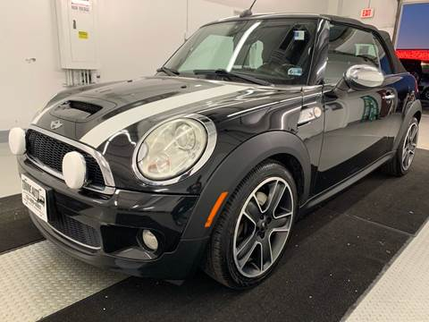 2010 MINI Cooper for sale at TOWNE AUTO BROKERS in Virginia Beach VA
