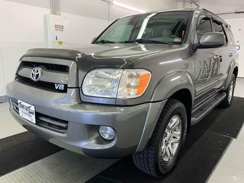 2007 Toyota Sequoia for sale at TOWNE AUTO BROKERS in Virginia Beach VA
