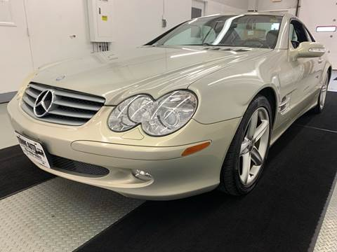 2003 Mercedes-Benz SL-Class for sale at TOWNE AUTO BROKERS in Virginia Beach VA