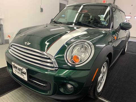 2011 MINI Cooper Clubman for sale at TOWNE AUTO BROKERS in Virginia Beach VA