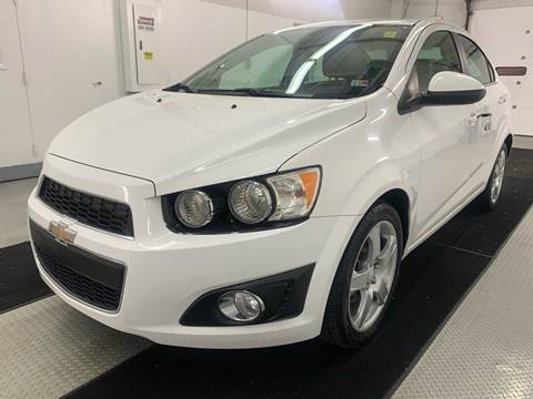 2015 Chevrolet Sonic for sale at TOWNE AUTO BROKERS in Virginia Beach VA