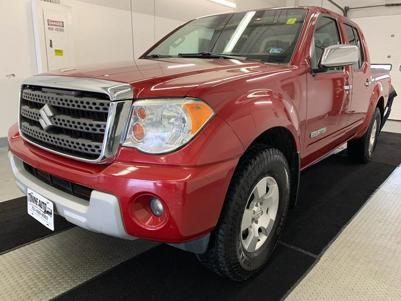 2012 Suzuki Equator for sale at TOWNE AUTO BROKERS in Virginia Beach VA