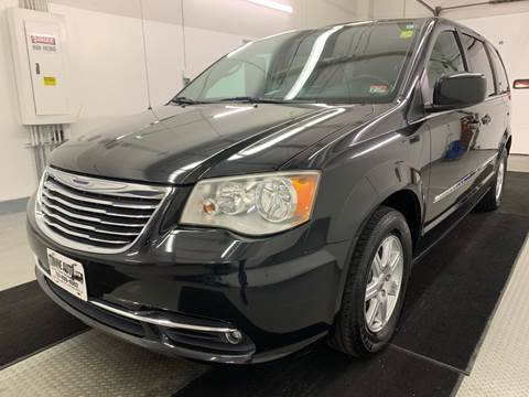 2012 Chrysler Town and Country for sale at TOWNE AUTO BROKERS in Virginia Beach VA