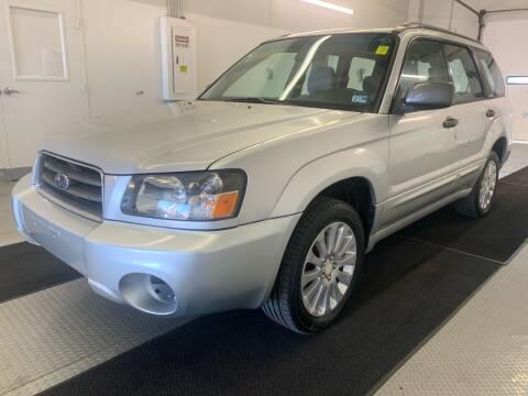 2004 Subaru Forester for sale at TOWNE AUTO BROKERS in Virginia Beach VA