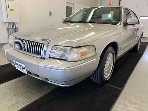 2008 Mercury Grand Marquis for sale at TOWNE AUTO BROKERS in Virginia Beach VA