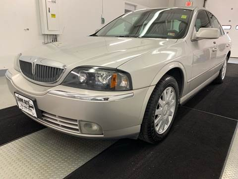 2005 Lincoln LS for sale at TOWNE AUTO BROKERS in Virginia Beach VA
