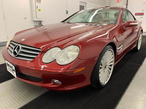 2005 Mercedes-Benz SL-Class for sale at TOWNE AUTO BROKERS in Virginia Beach VA