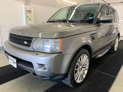 2010 Land Rover Range Rover Sport for sale at TOWNE AUTO BROKERS in Virginia Beach VA