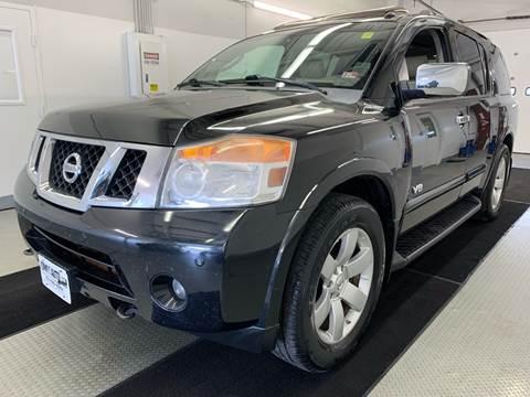 2008 Nissan Armada for sale at TOWNE AUTO BROKERS in Virginia Beach VA