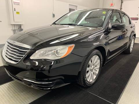 2014 Chrysler 200 for sale at TOWNE AUTO BROKERS in Virginia Beach VA