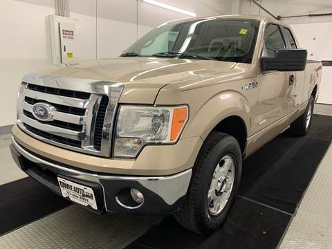 2011 Ford F-150 for sale at TOWNE AUTO BROKERS in Virginia Beach VA