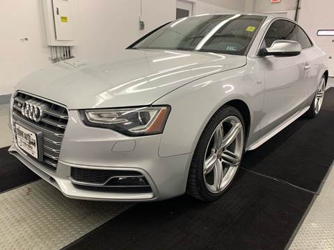 2013 Audi S5 for sale at TOWNE AUTO BROKERS in Virginia Beach VA
