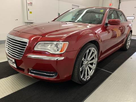 2014 Chrysler 300 for sale at TOWNE AUTO BROKERS in Virginia Beach VA