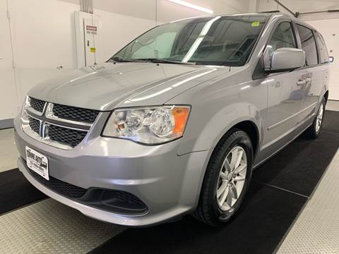 2014 Dodge Grand Caravan for sale at TOWNE AUTO BROKERS in Virginia Beach VA