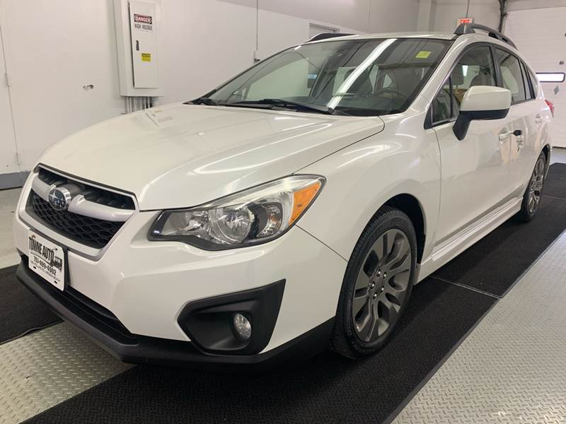 2013 Subaru Impreza for sale at TOWNE AUTO BROKERS in Virginia Beach VA