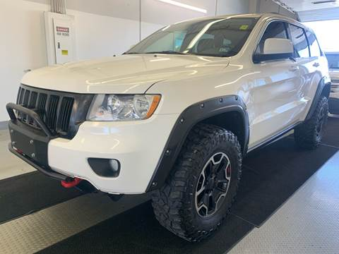 2011 Jeep Grand Cherokee for sale at TOWNE AUTO BROKERS in Virginia Beach VA