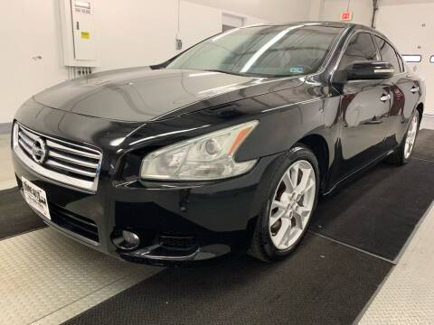 2012 Nissan Maxima for sale at TOWNE AUTO BROKERS in Virginia Beach VA