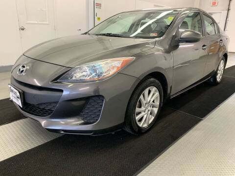 2012 Mazda MAZDA3 for sale at TOWNE AUTO BROKERS in Virginia Beach VA