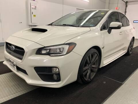2017 Subaru WRX for sale at TOWNE AUTO BROKERS in Virginia Beach VA