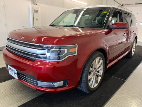 2016 Ford Flex for sale at TOWNE AUTO BROKERS in Virginia Beach VA