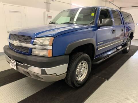 2003 Chevrolet Silverado 2500HD for sale at TOWNE AUTO BROKERS in Virginia Beach VA