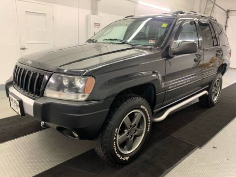 2004 Jeep Grand Cherokee for sale at TOWNE AUTO BROKERS in Virginia Beach VA
