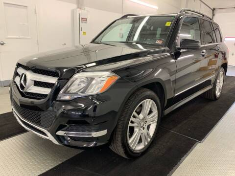 2014 Mercedes-Benz GLK for sale at TOWNE AUTO BROKERS in Virginia Beach VA