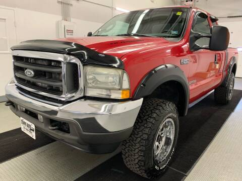 2004 Ford F-250 Super Duty for sale at TOWNE AUTO BROKERS in Virginia Beach VA