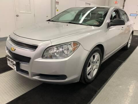2012 Chevrolet Malibu for sale at TOWNE AUTO BROKERS in Virginia Beach VA