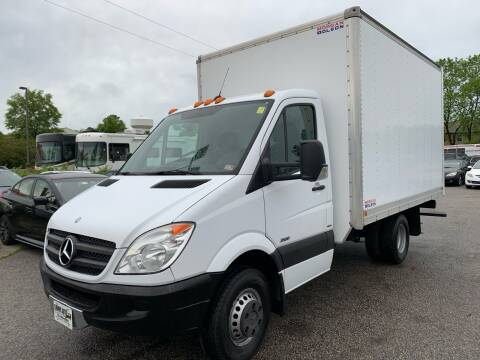 2012 Mercedes-Benz Sprinter Cab Chassis for sale at TOWNE AUTO BROKERS in Virginia Beach VA