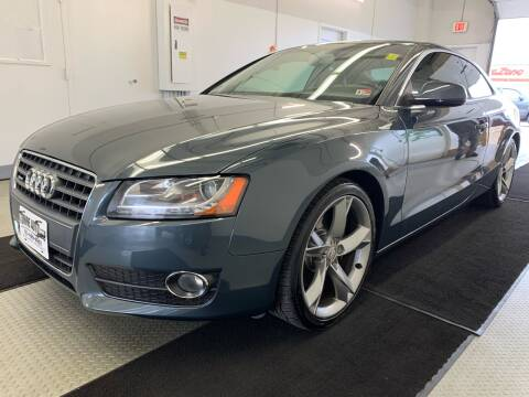 2010 Audi A5 for sale at TOWNE AUTO BROKERS in Virginia Beach VA
