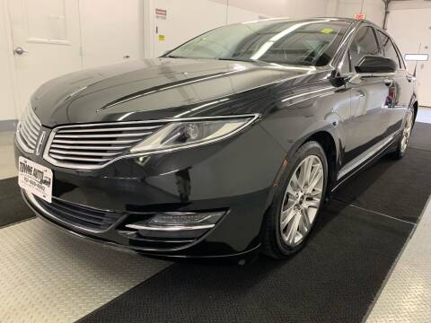 2014 Lincoln MKZ Hybrid for sale at TOWNE AUTO BROKERS in Virginia Beach VA