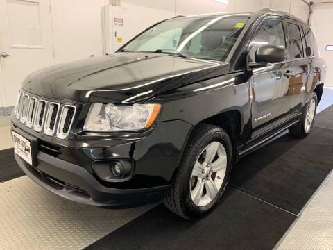 2012 Jeep Compass for sale at TOWNE AUTO BROKERS in Virginia Beach VA
