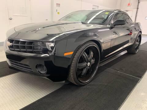 2012 Chevrolet Camaro for sale at TOWNE AUTO BROKERS in Virginia Beach VA