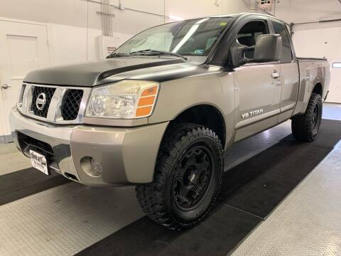 2007 Nissan Titan for sale at TOWNE AUTO BROKERS in Virginia Beach VA