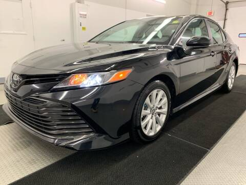 2018 Toyota Camry for sale at TOWNE AUTO BROKERS in Virginia Beach VA