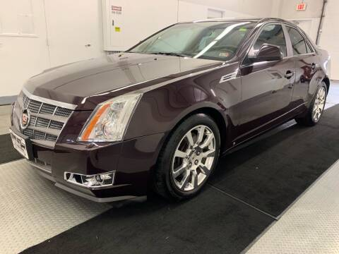 2008 Cadillac CTS for sale at TOWNE AUTO BROKERS in Virginia Beach VA
