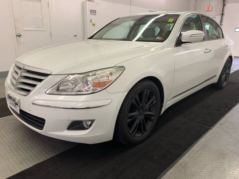 2009 Hyundai Genesis for sale at TOWNE AUTO BROKERS in Virginia Beach VA