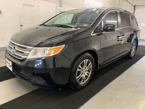 2013 Honda Odyssey for sale at TOWNE AUTO BROKERS in Virginia Beach VA