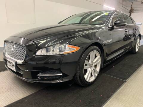 2011 Jaguar XJL for sale at TOWNE AUTO BROKERS in Virginia Beach VA