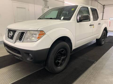 2011 Nissan Frontier for sale at TOWNE AUTO BROKERS in Virginia Beach VA