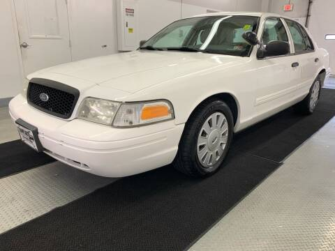 2010 Ford Crown Victoria for sale at TOWNE AUTO BROKERS in Virginia Beach VA