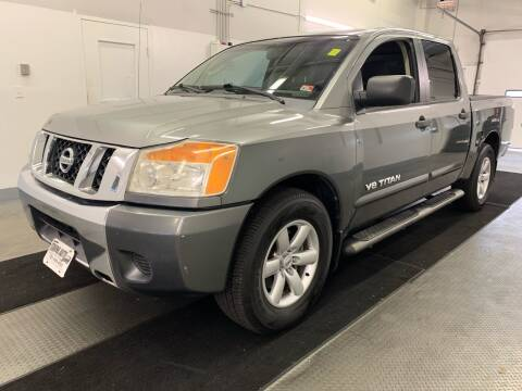 2008 Nissan Titan for sale at TOWNE AUTO BROKERS in Virginia Beach VA