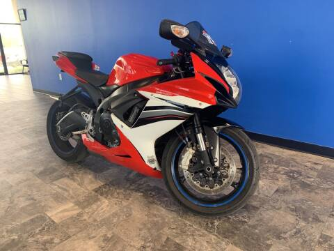 2013 Suzuki GSX-R600 for sale at TOWNE AUTO BROKERS in Virginia Beach VA