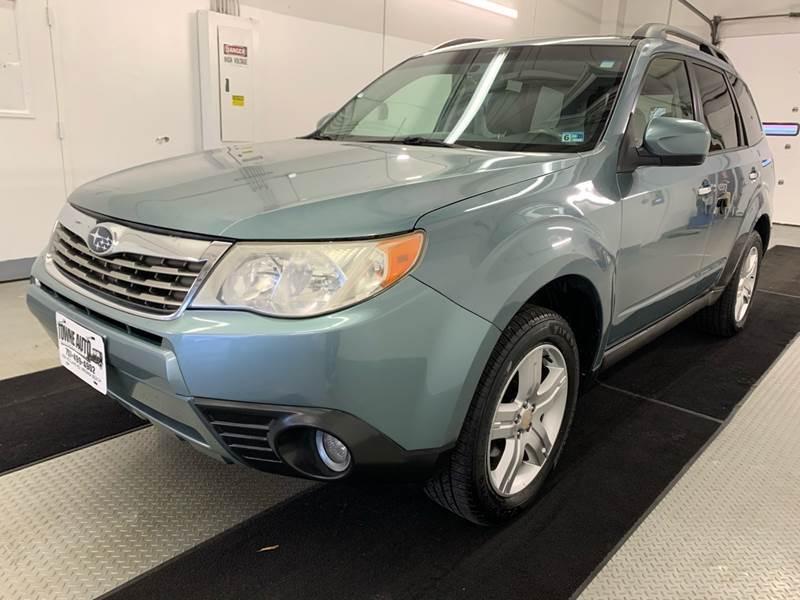 2009 Subaru Forester for sale at TOWNE AUTO BROKERS in Virginia Beach VA
