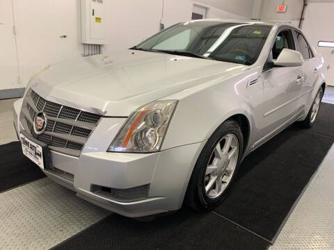 2009 Cadillac CTS for sale at TOWNE AUTO BROKERS in Virginia Beach VA