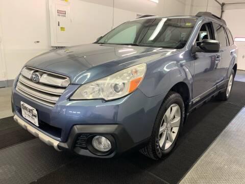 2013 Subaru Outback for sale at TOWNE AUTO BROKERS in Virginia Beach VA