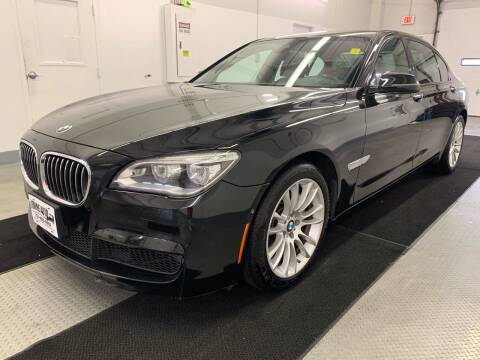 2015 BMW 7 Series for sale at TOWNE AUTO BROKERS in Virginia Beach VA