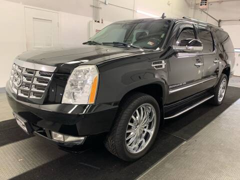 2008 Cadillac Escalade ESV for sale at TOWNE AUTO BROKERS in Virginia Beach VA