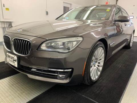 2013 BMW 7 Series for sale at TOWNE AUTO BROKERS in Virginia Beach VA